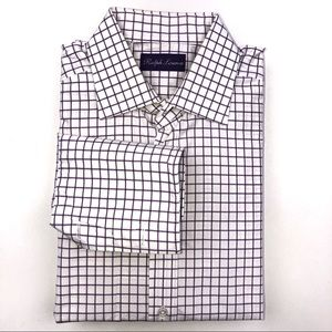 Ralph Lauren Purple Label Cufflink Button Shirt